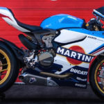 wrapping decorativo Ducati martini
